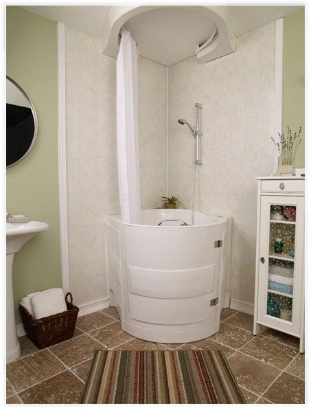 Bathroom Remodeling: Safe Walk in Tubs and Showers Interiorforlife .