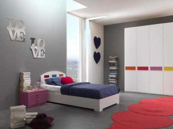 Kids Bedroom Wall Paint Color Combinations - Home Architecture and .