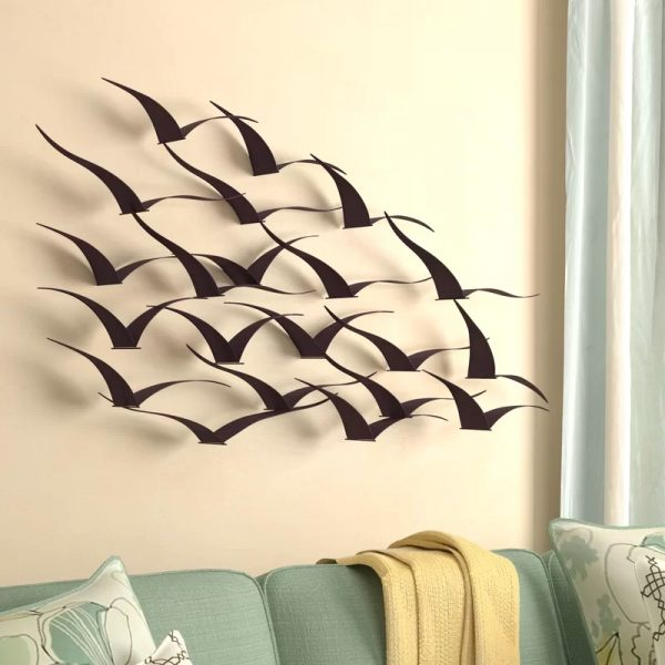 50 Marvelous Metal Wall Art Décor Piec