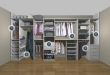 City life and wardrobe solutions | Bedroom cupboards, Closet .