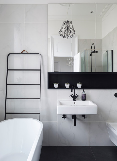 Are Black Bathroom Fittings the Hottest Trend in Bathrooms Right No