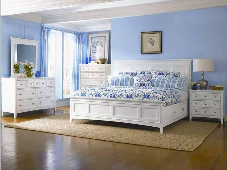 white bedroom furniture - Vintage Dec