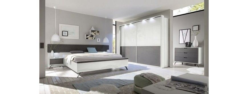 White gloss bedroom set | Bedroom furniture uk, White gloss .