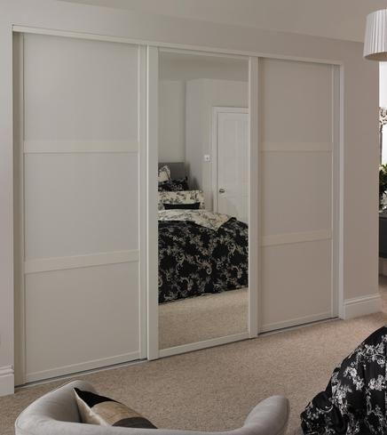 Sliding Wardrobe Doors in 2020 | Wardrobe doors, Sliding wardrobe .