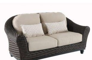 Rust resistant - Camden - Outdoor Loveseats - Outdoor Lounge .