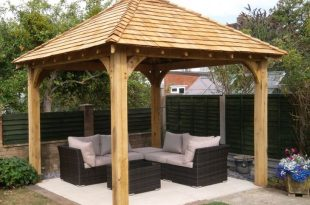 Garden Structures | Diy gazebo, Gazebo pergola, Patio gaze