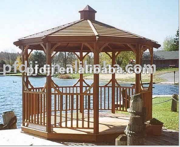 Best Quality Wooden Gazebo Canopy - Buy Wooden Gazebo Canopy .