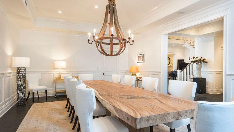 10 Beautiful Wooden Dining Room Chandelie