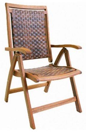 5 Position Folding Arm Chair - Ideas on Fot