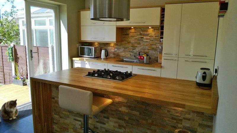 Best Ideas Parquet Kitchen Worktop