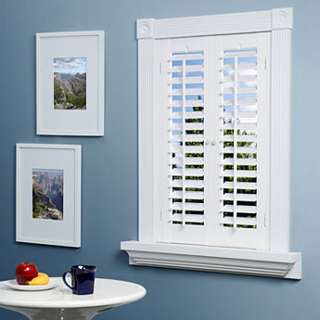 Window Shutters, Interior, Plantation & Wood Shutters - JCPenn