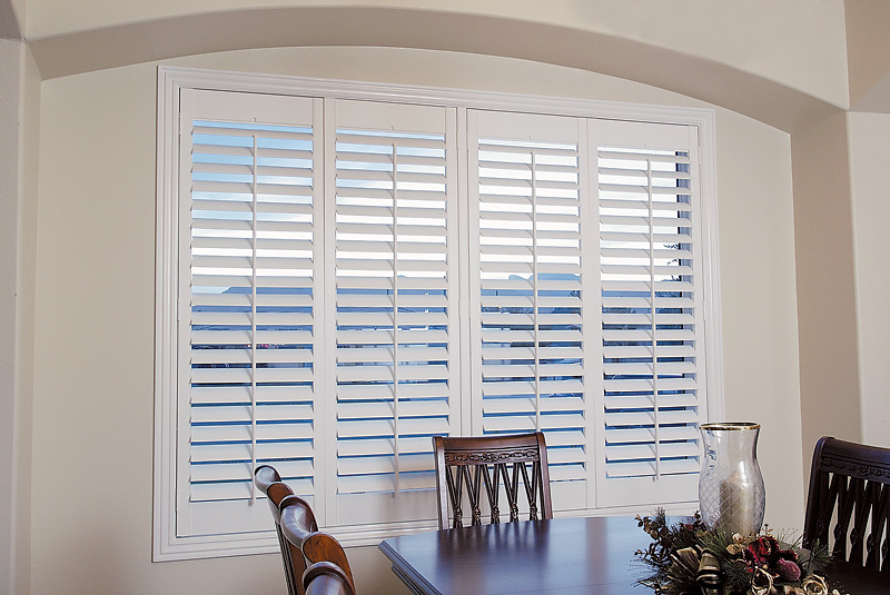 Get Creative – Paint Your Interior Wooden Shutte