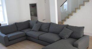 bespoke wrap around couches - Google Search | Corner sofa living .
