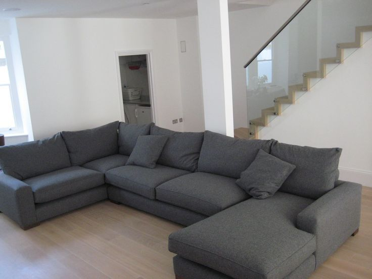 Wrap Around Couch With Chaise