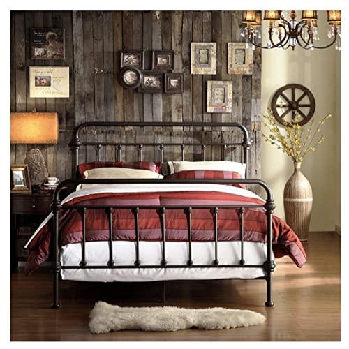 Wrought Iron Bed: Amazon.c