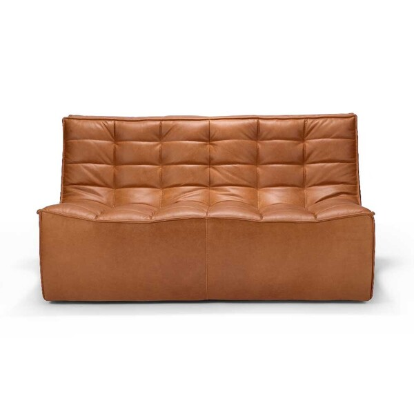 N701 sofa - 2 seater - old saddle | Leath