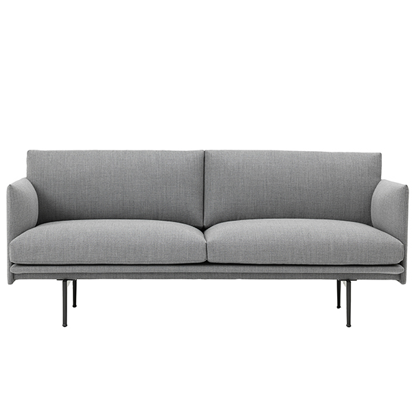 Muuto Outline sofa, 2-seater | Finnish Design Sh