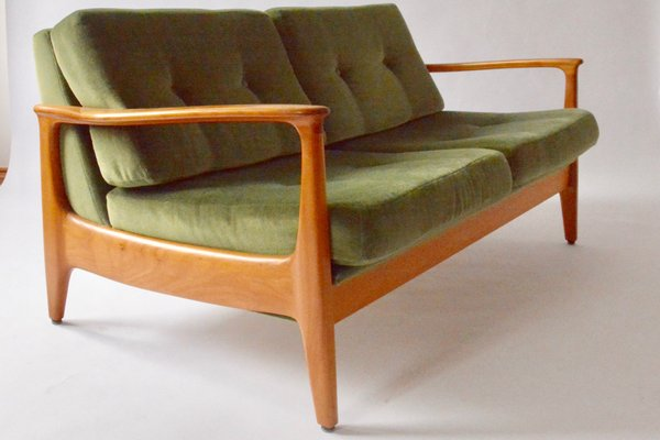 2-Seater Sofa by Eugen Schmidt for Soloform, 1960s for sale at Pamo