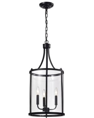 BIG Deal on Messmer 3 - Light Lantern Cylinder Pendant Charlton Ho