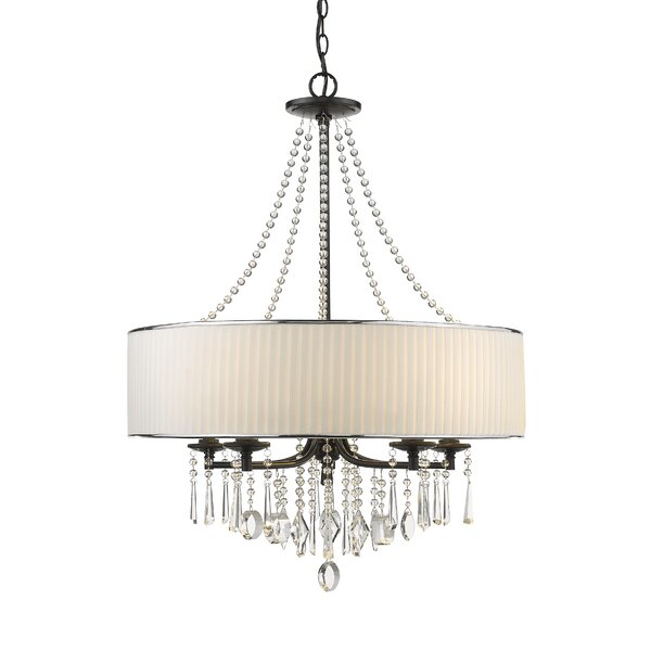 Abel 5-Light Unique / Statement Drum Chandelier & Reviews | Joss .