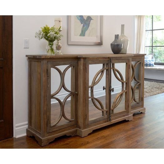 Kosas Home Westin Sideboard | Sideboard decor, Console table .