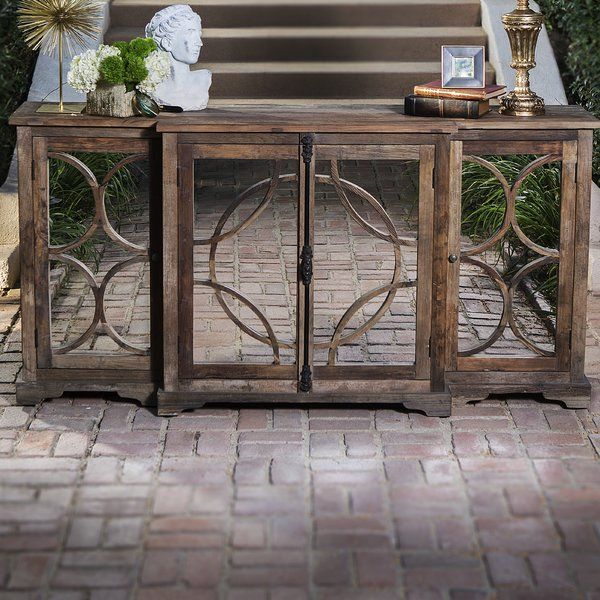 Aberdeen Westin Sideboard | Mirrored sideboard, Decor, Kosas ho