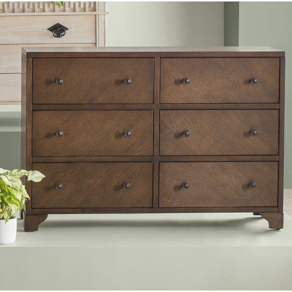 Adkins Sideboards in 2020 | Drawers, Double dresser, Six drawer .