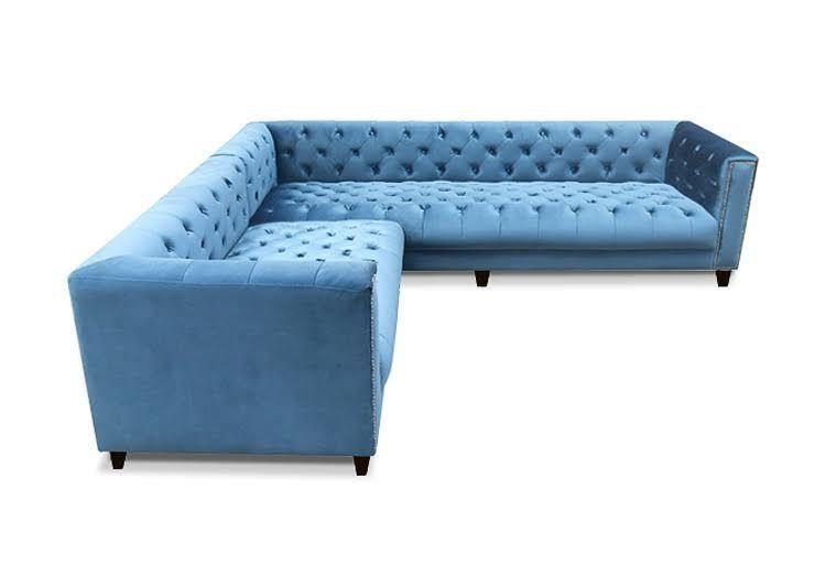 Affordable Tufted Sofas in 2020 | Spacious sofa, Tufted sofa .