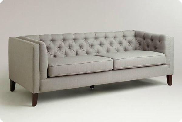 10 Gorgeous Inexpensive Sofas - Lovely Etc. | Affordable sofa .