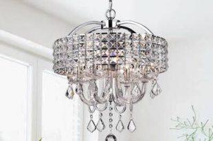 Albano 4-Light Crystal Chandelier | Crystal chandelier, Ceiling .