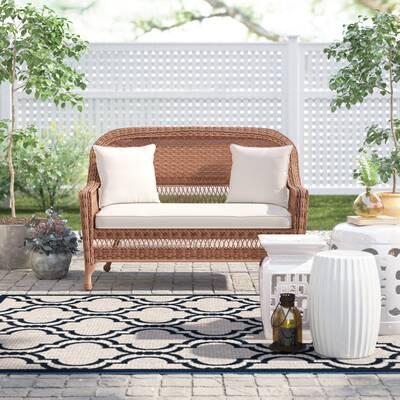Birch Lane™ Heritage Alburg Loveseat with Cushions & Reviews | Wayfa