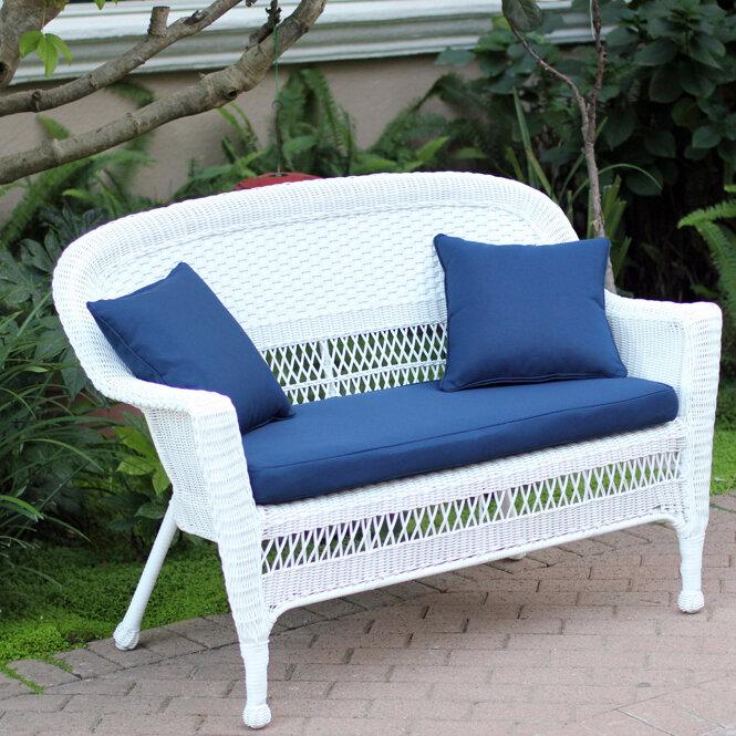 Birch Lane™ Alburg Loveseat with Cushions & Reviews | Wayfa