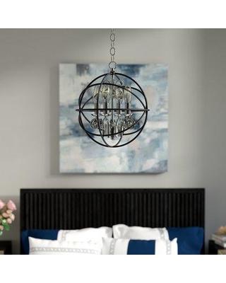 New Savings on Willa Arlo Interiors Alden 3-Light Single Globe .