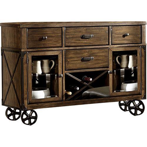 Found it at Wayfair - Alegre Server | Furniture, Cheap living room .