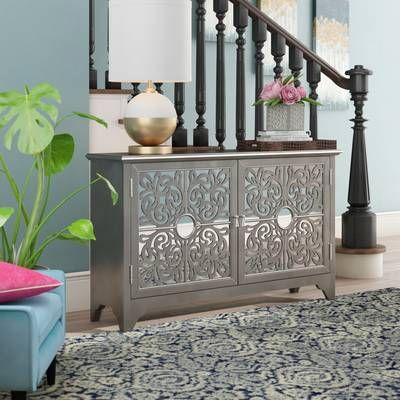 Beesley Credenza | Furniture, Mirrored furniture, Furniture sa