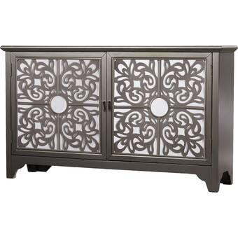 Elyza Credenza | Furniture, Interior, Adjustable shelvi