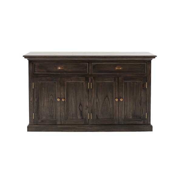 "Beachcrest Home Amityville 57.09"" Wide 2 Drawer Sideboard ."