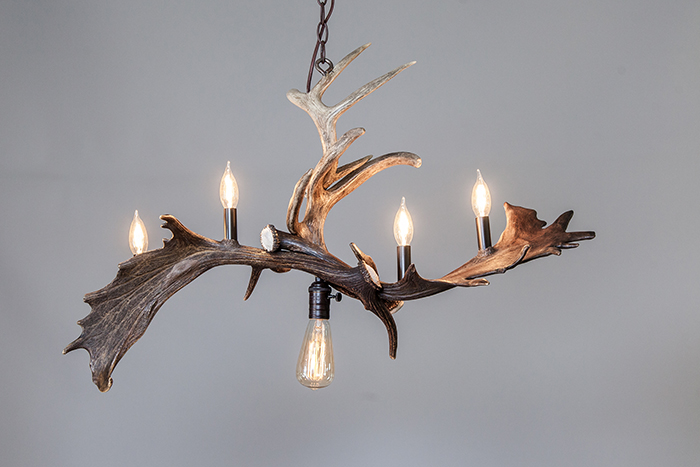 Shed Antler Chandeliers That Steal The Show - Colorado Homes .