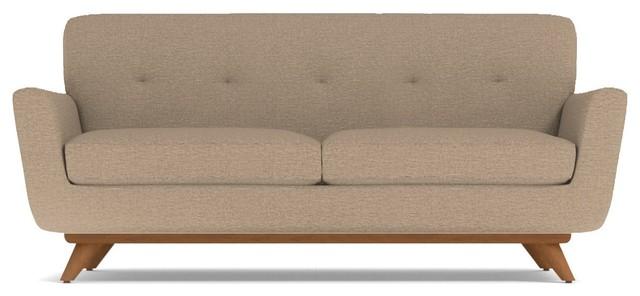 Carson Apartment Size Sofa - Midcentury - Sofas - by Apt