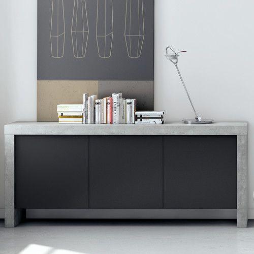 Armelle Sideboard | Home decor, Modern sideboard, Sideboard buff
