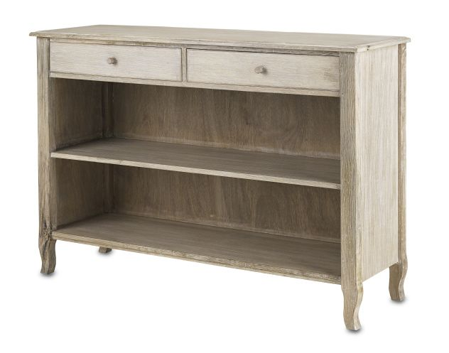 Armelle Sideboard measures 51w x 16d x 36h Crafted from Mango wood .