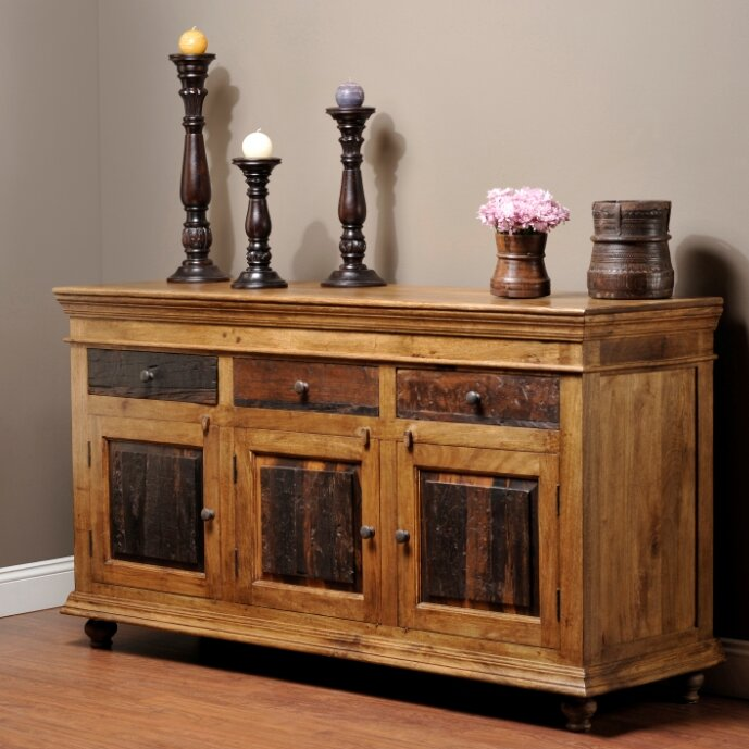 Loon Peak® Arminta Wood Sideboard & Reviews | Wayfa