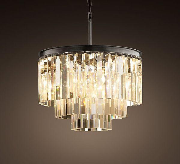 20 Art Deco Furniture Finds | Art deco chandelier, Art deco .