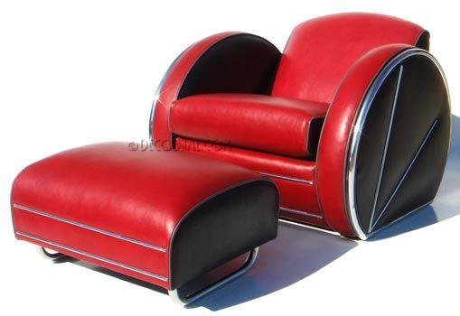 art deco sofas, sectionals & loveseats | Art deco sofa, Art deco .