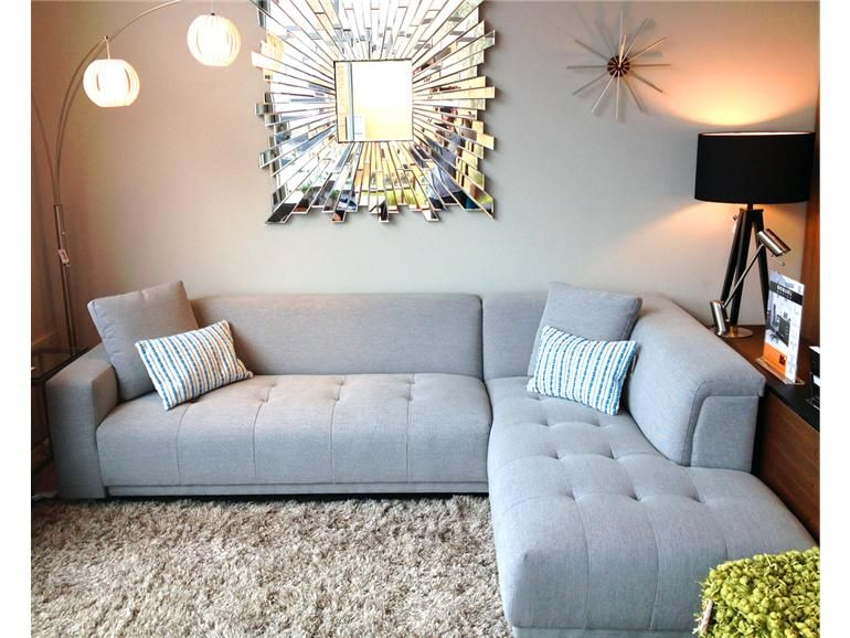 The Mega Sectional - Sofas: Austin- Five-Elements Contemporary .