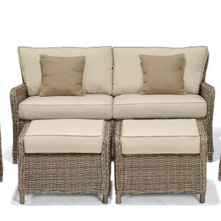 Craut Patio Sofa With Cushions | Joss & Ma