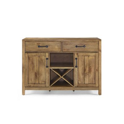 "Avenal 52"" Wide 2 Drawer Sideboard 