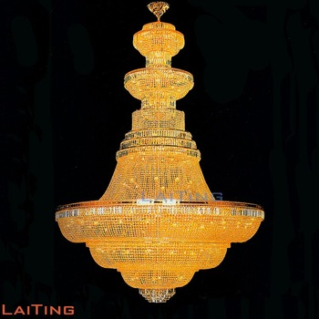 Grand Ballroom Chandeliers High Ceiling Lighting Antique Crystal .