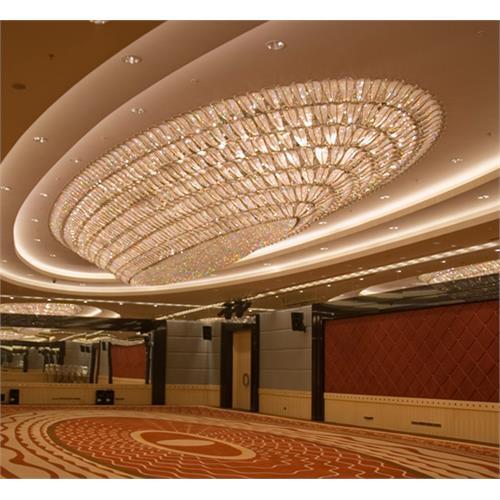 Ballroom Chandeliers - Bahar Aydınlatma | Xpann.c