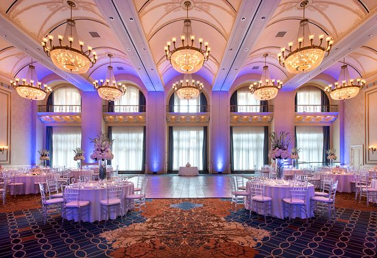 Magnificent views of the city, stunning chandeliers and impeccable .